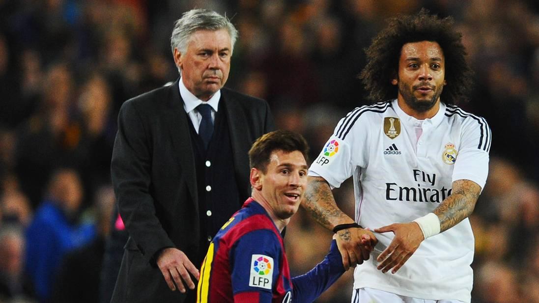 Ancelotti carga contra el Madrid y dice que el Bayern es mejor