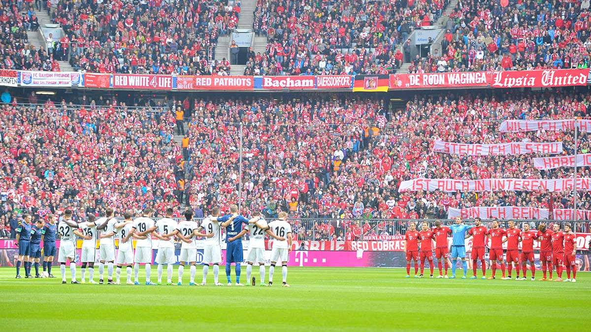 El Bayern de Guardiola tambi�n record� a Johan Cruyff