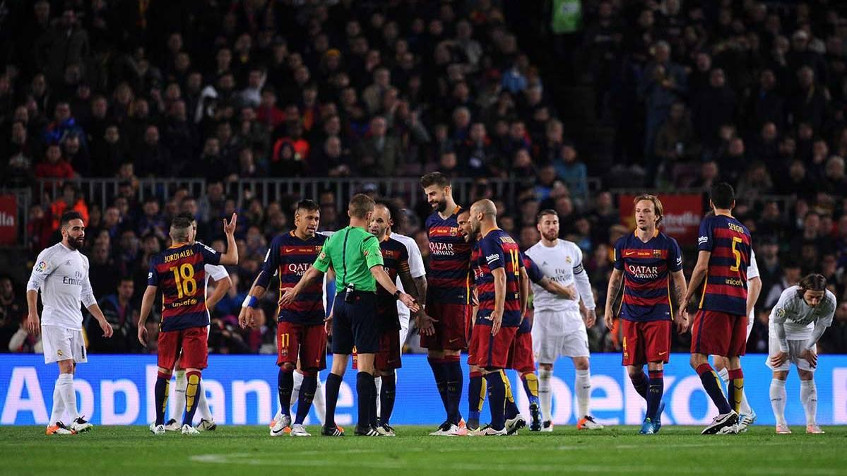 El Cl�sico entre Bar�a y Madrid no se podr� ver en Inglaterra