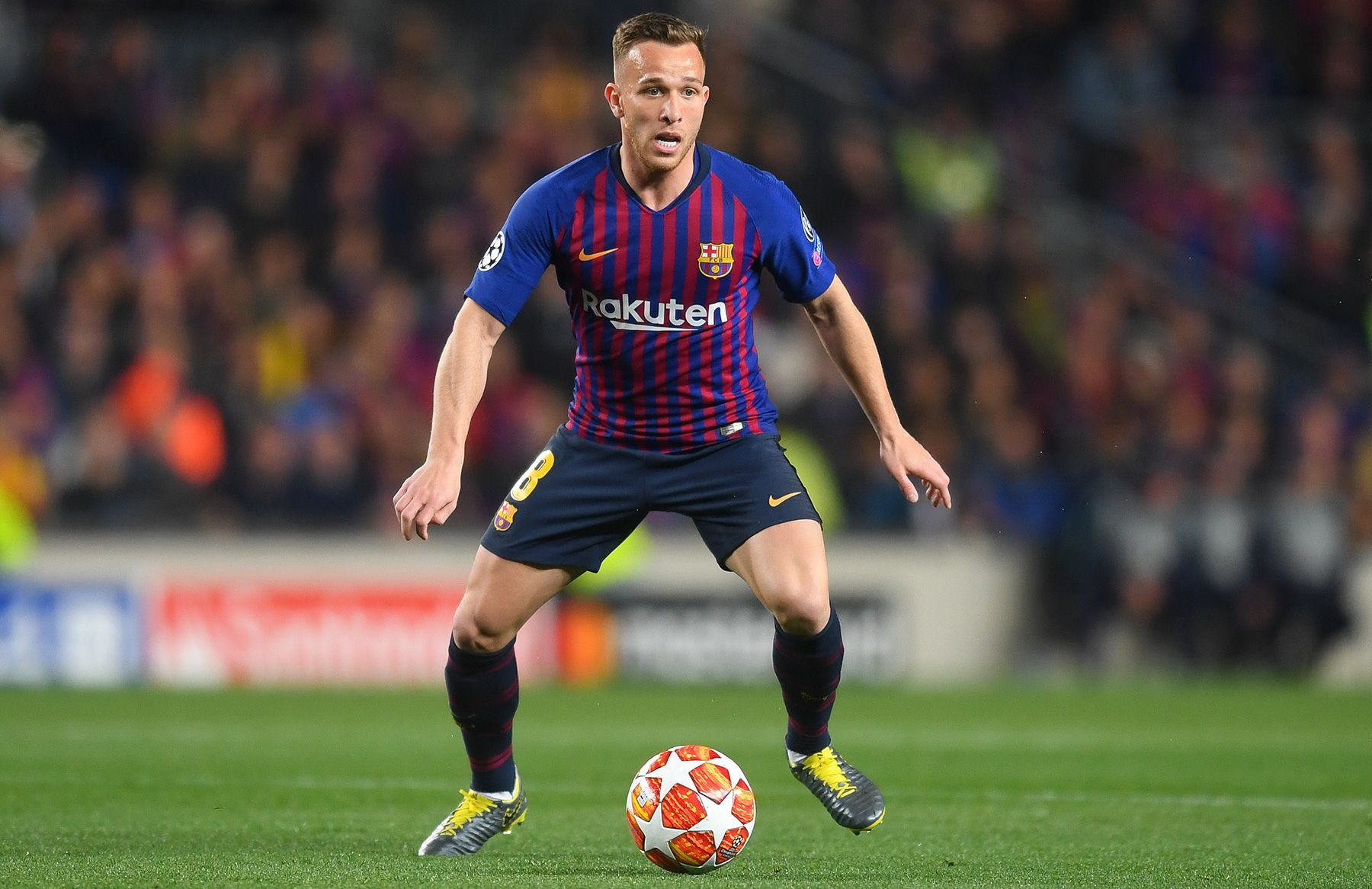 The special plan that Barça has for Arthur