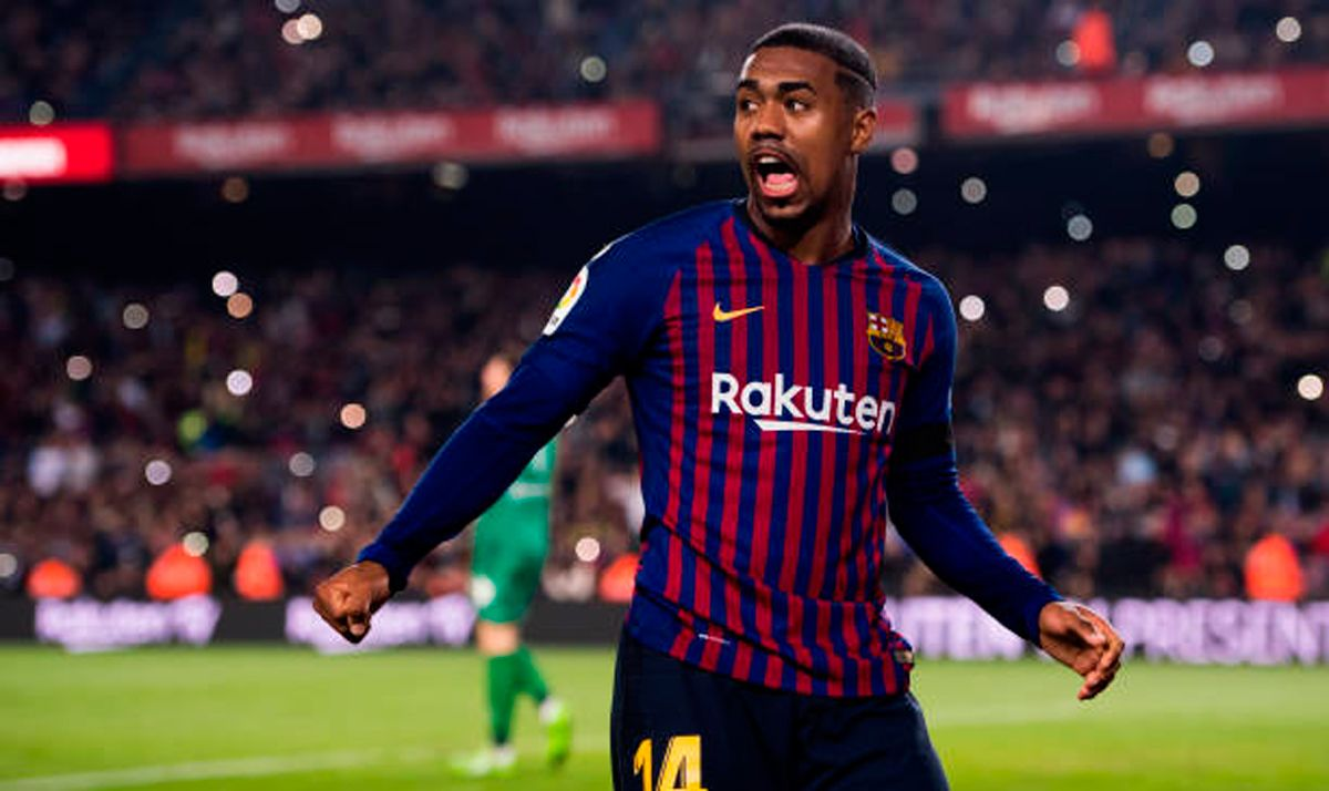 Image result for malcom Griezmann barcelona