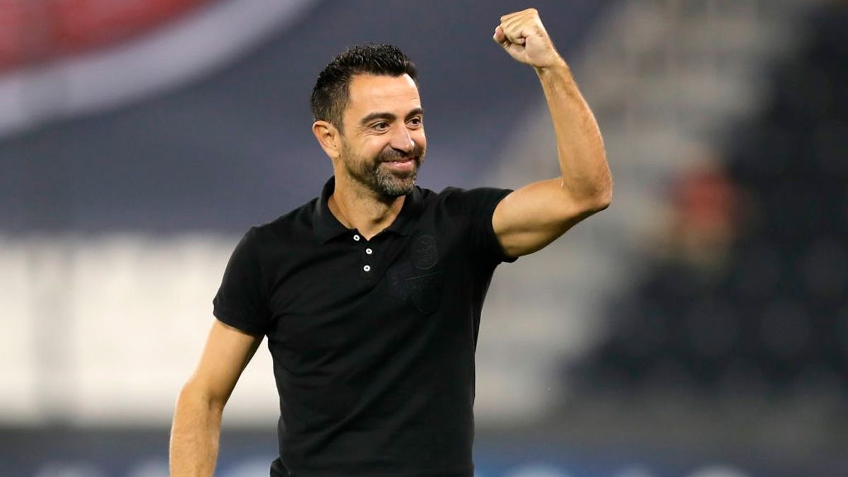 Xavi Hernández Al-Sadd will play the FIFA Club World Cup