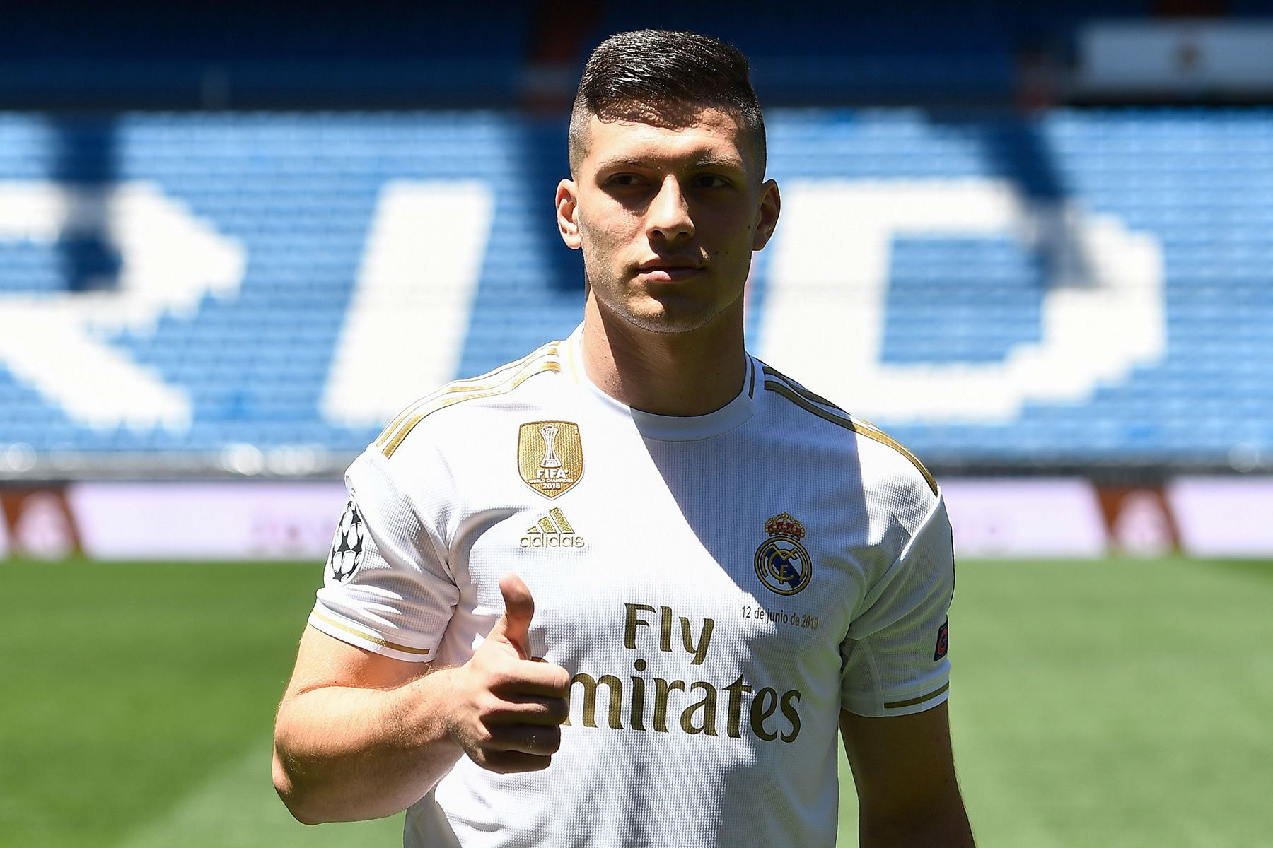 Possible bombshell in Madrid: In Serbia say that Jovic could leave this  summer