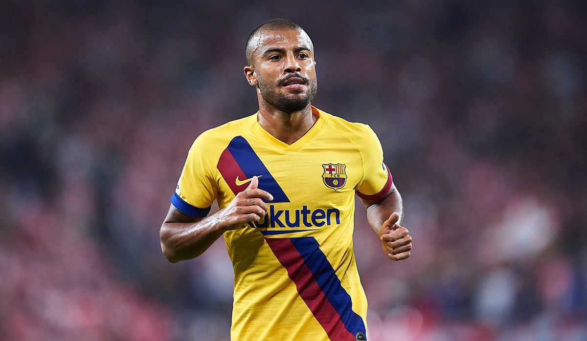 Rafinha was the best o Barça and talked about self-criticism