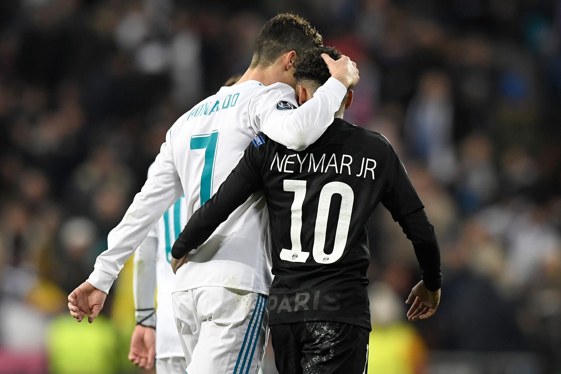 "Rivaldo: ""It would be wonderful for Cristiano to have Neymar"
