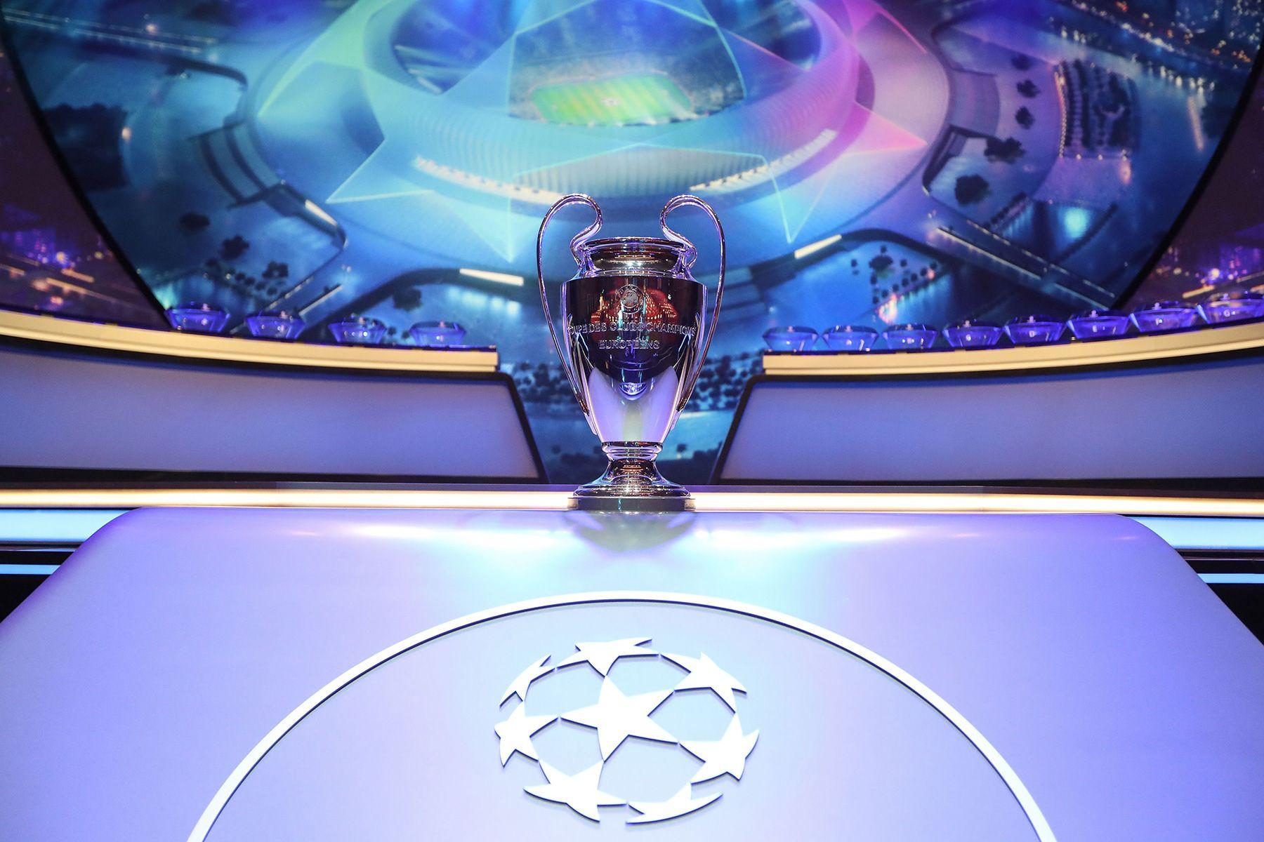 Champion Liga Calendario.El Calendario De La Fase De Grupos De La Champions League