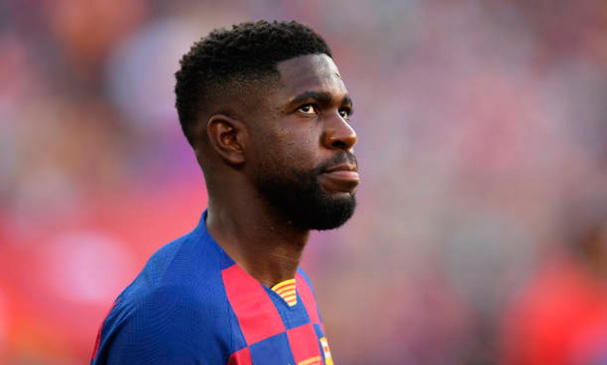 Image result for samuel umtiti decline for arsenal