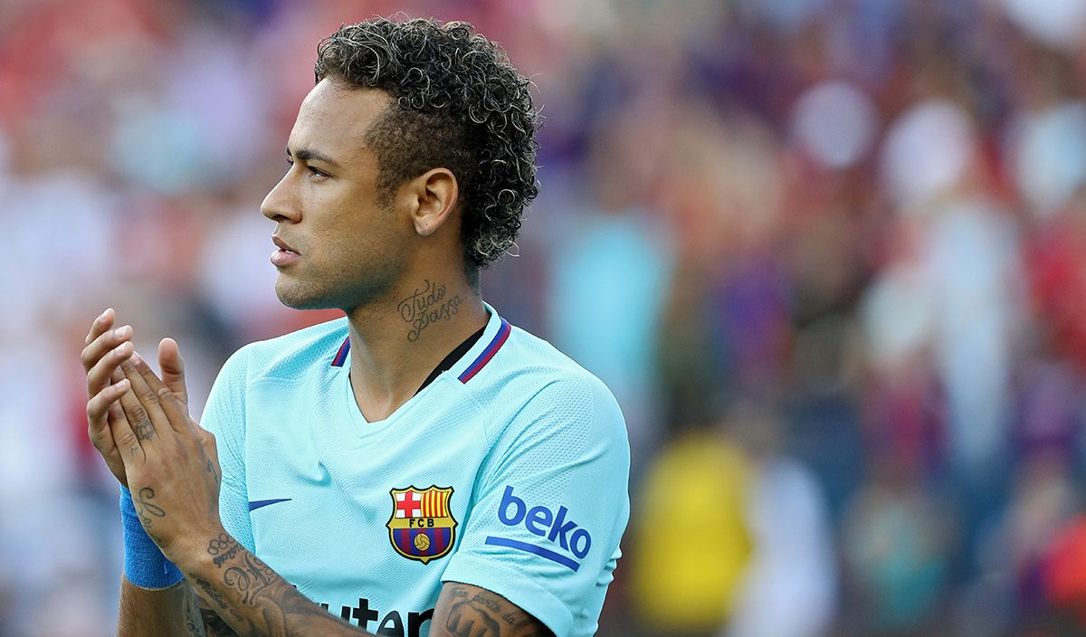 FC Barcelona can throw backwards and not sign Neymar in 2020