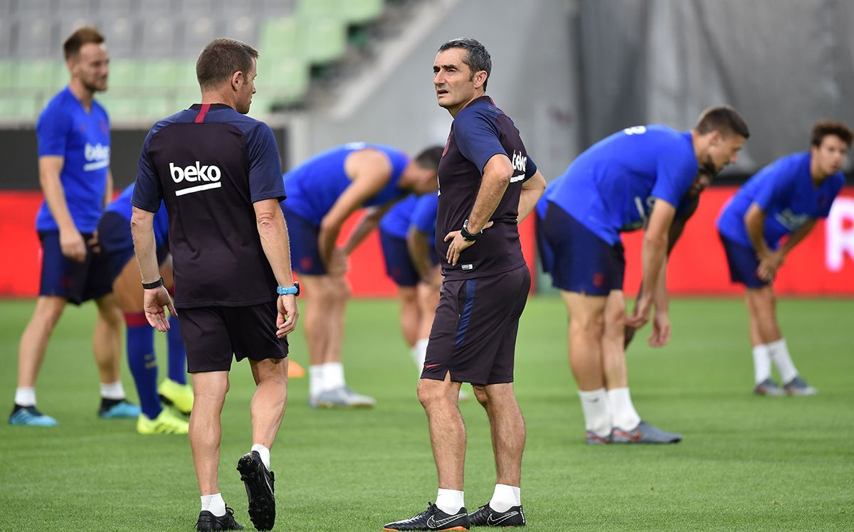 Image result for barcelona training
