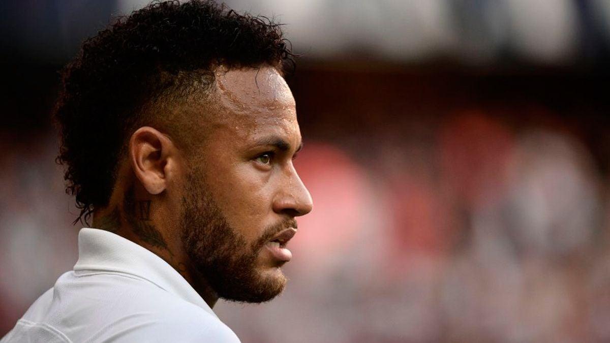Neymar Jr Hairstyle 2020