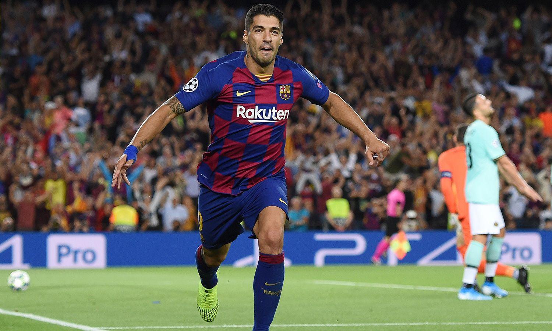 Luis Suárez no irá con Uruguay y se quedará en Barcelona...