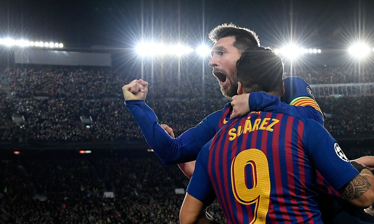 Messi Suarez A Lethal Connection In Fc Barcelona