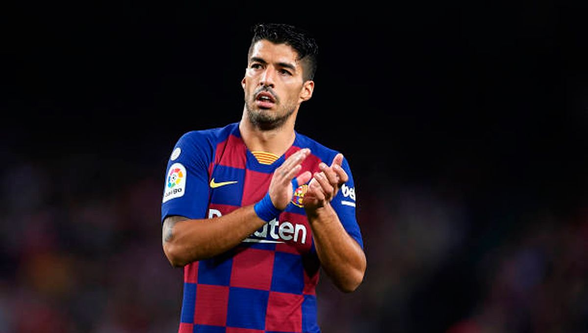 Luis Suarez admits that he wants Barça to bring him another '9' to ...