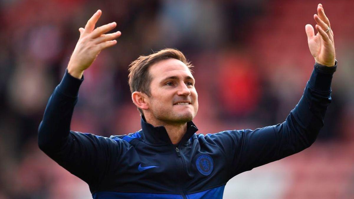 Frank Lampard defiende el actual formato de la Champions...