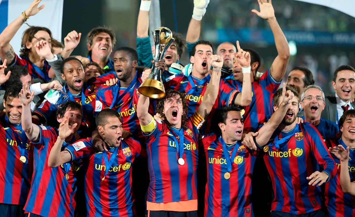 Barca Have To Win The Champions League To Get Into The New Club World Cup