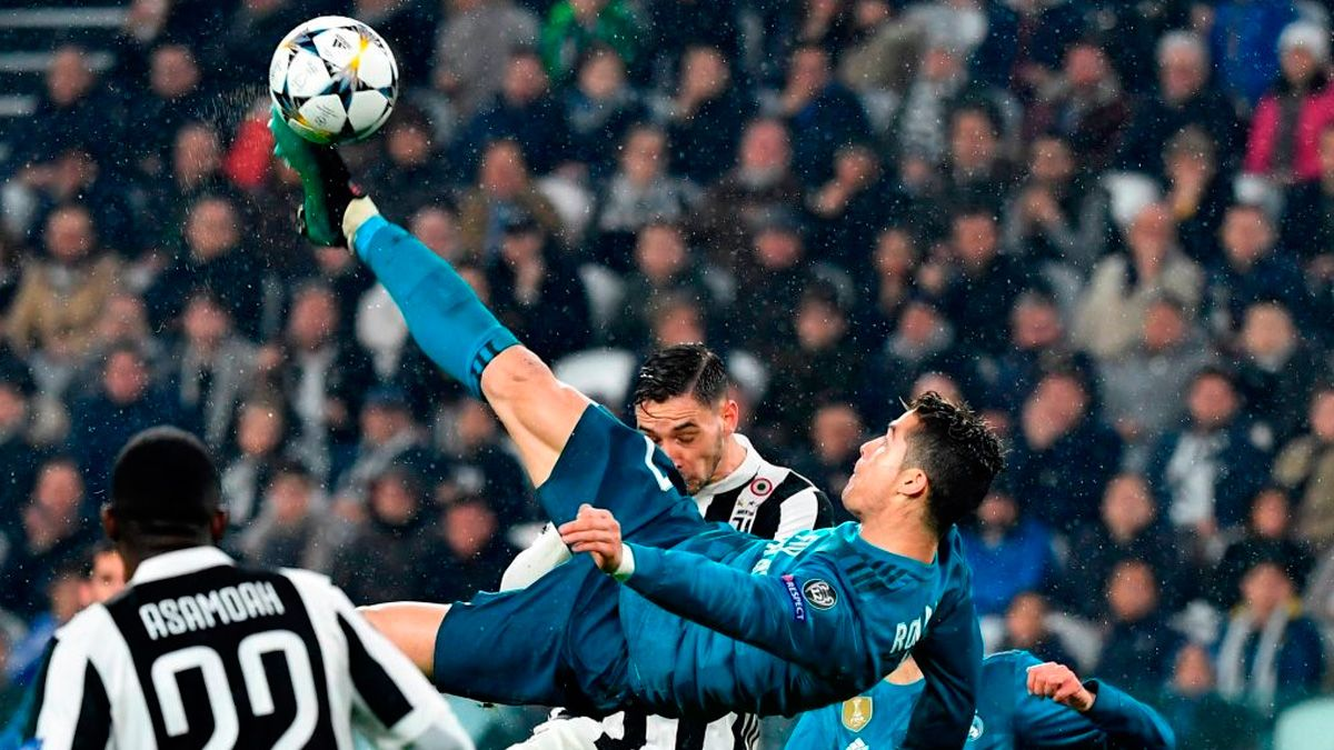 Cristiano Ronaldo Like Neymar My Best Goal Was To Juventus
