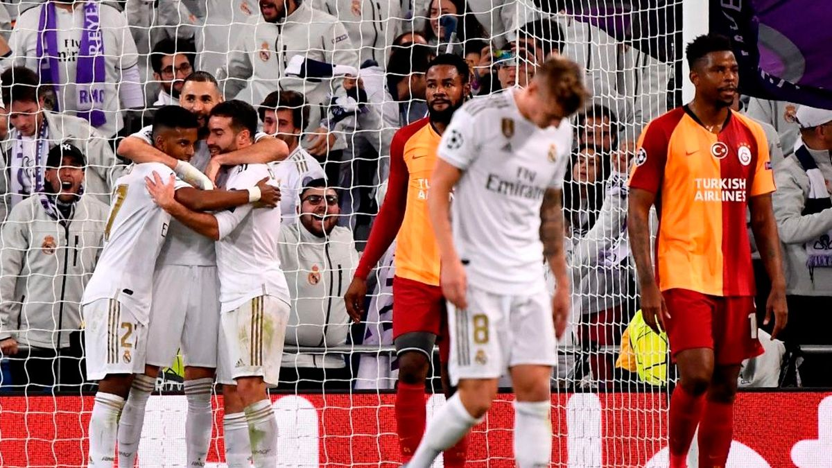Rodrygo Leads A Big Win Of A Real Madrid That Cut Its Suffering In