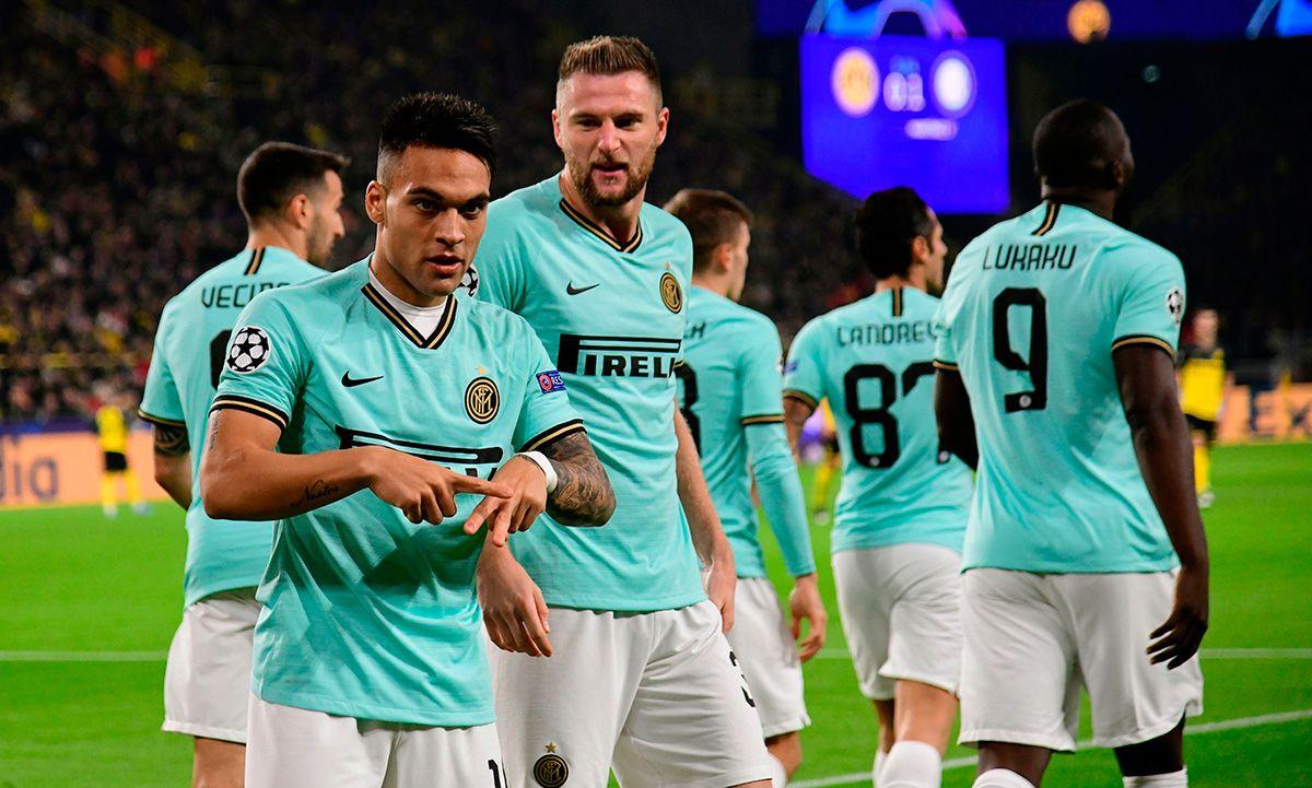 Todos los caminos llevan a Lautaro: ¿próximo fichaje estrella del Barça? - FC Barcelona Noticias
