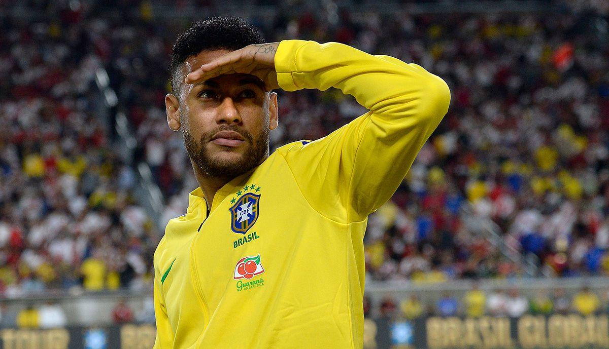 """Neymar Jr, 'Don excentricidades': """"Gigante por naturaleza"""""""
