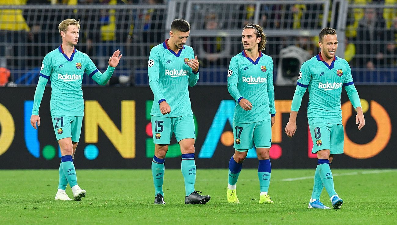 What Fc Barcelona Must Do To Get Into The Eighth Champions