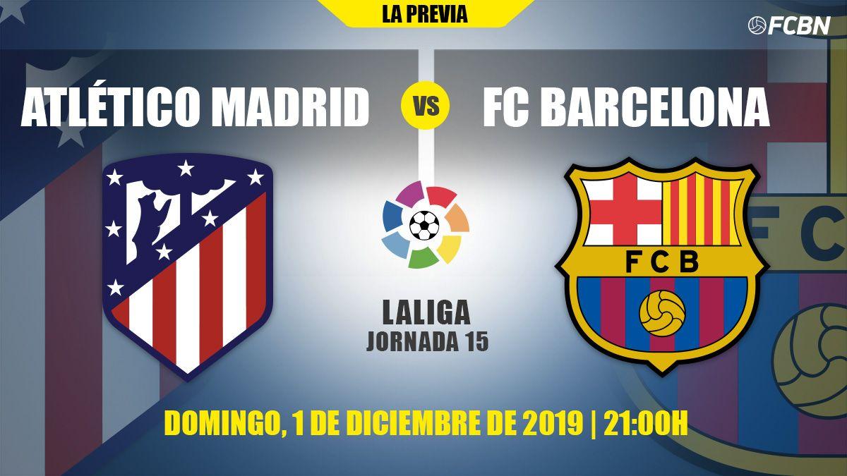 Barca Looking For A Coup D Etat Against Atletico