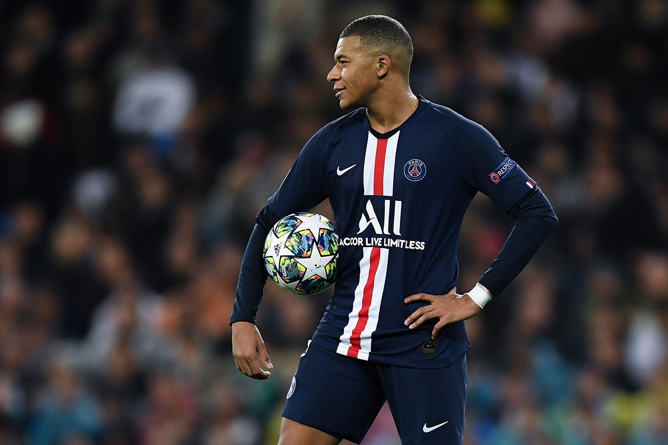 Mbappe Refuses To Psg He Has Not Yet Responded To The Renewal Offer