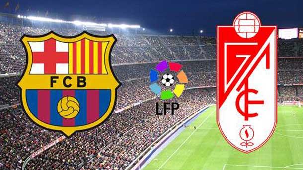 barcelona vs granada - photo #45