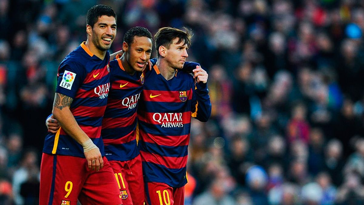 Suarez Messi And Neymar Will Get Back Together In Uruguay