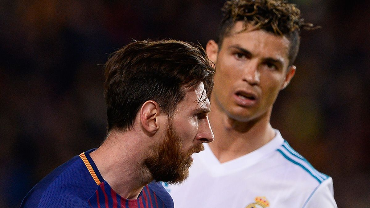 Leo Messi And Cristiano Ronaldo Could Play Together And