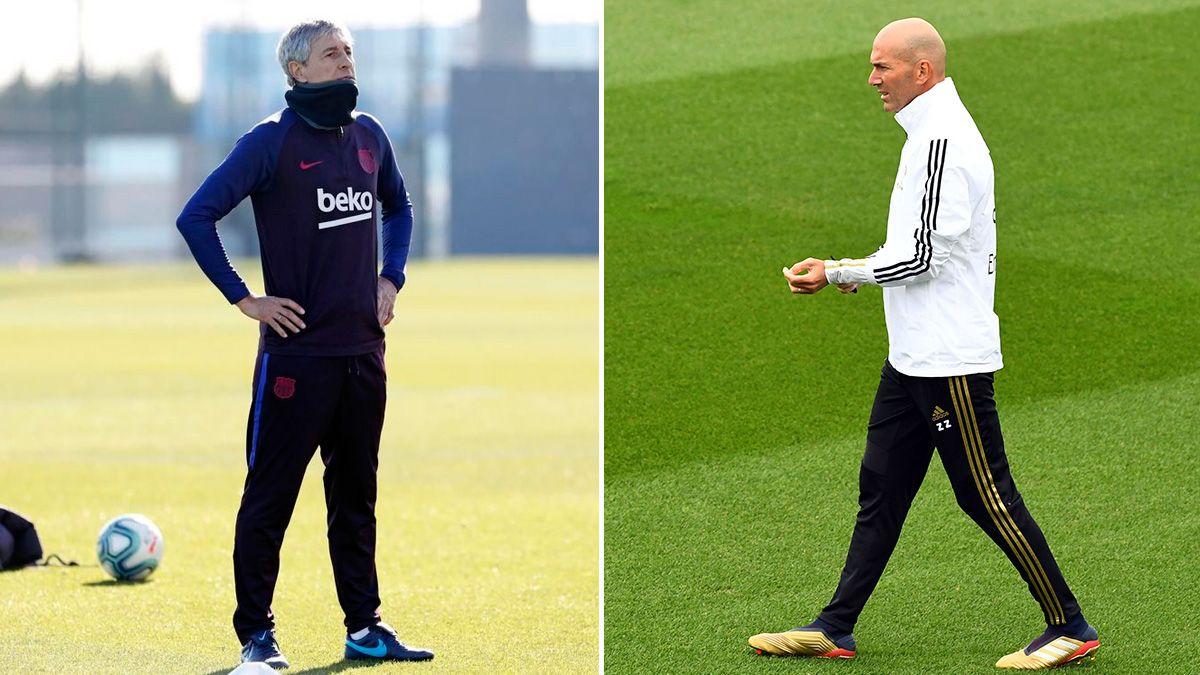 Image result for Zidane valverde and Quique Setién