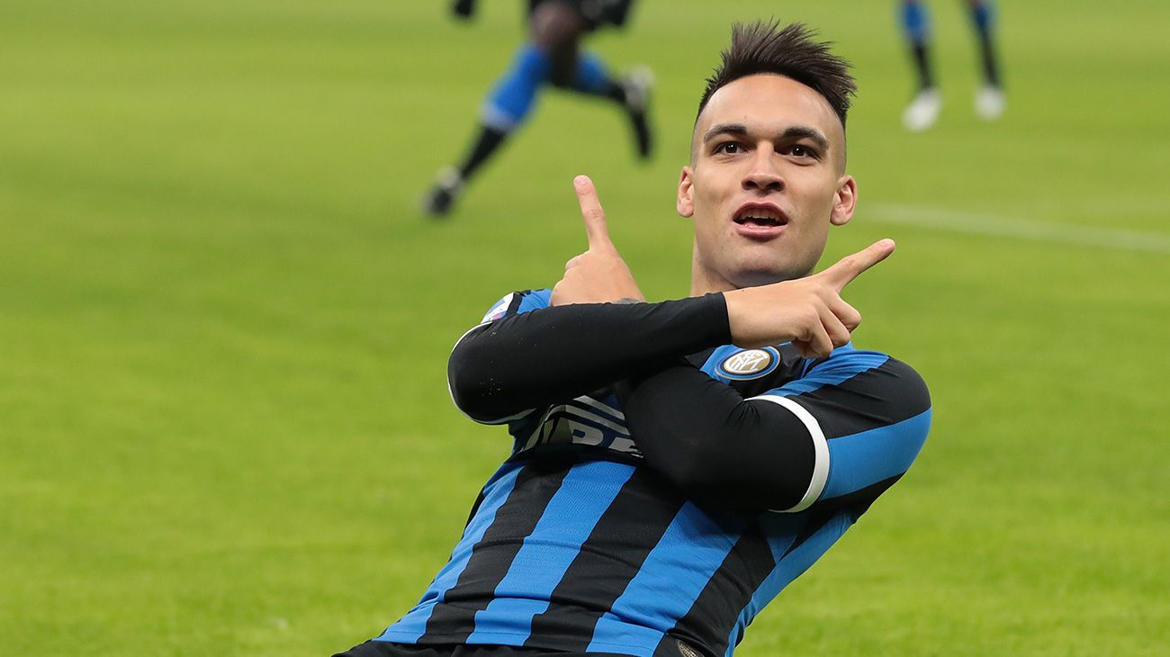 Barça could take Lautaro Martínez at a low cost