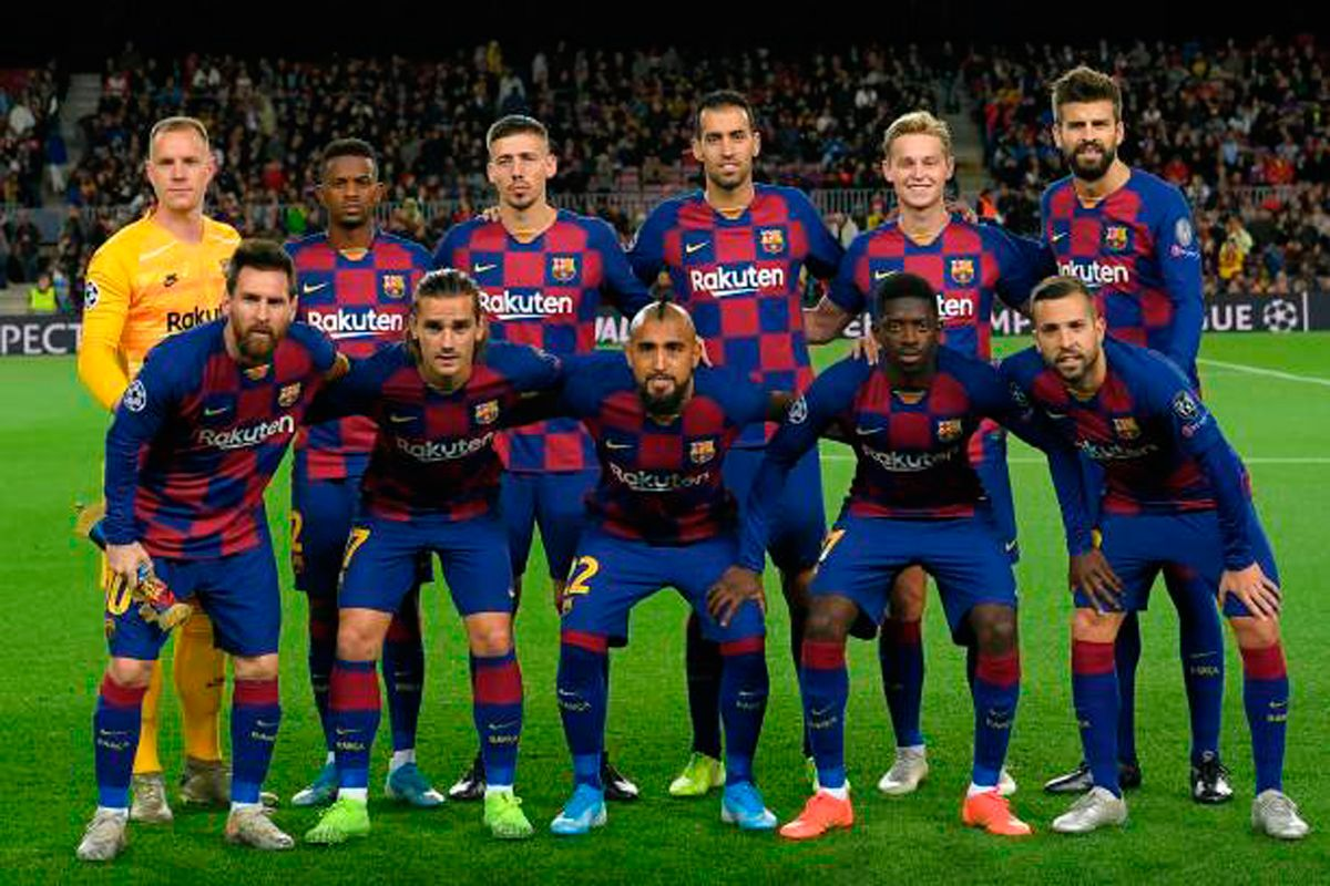 The 1x1 Of The Barcelona Players Their Current Situation And Their Future