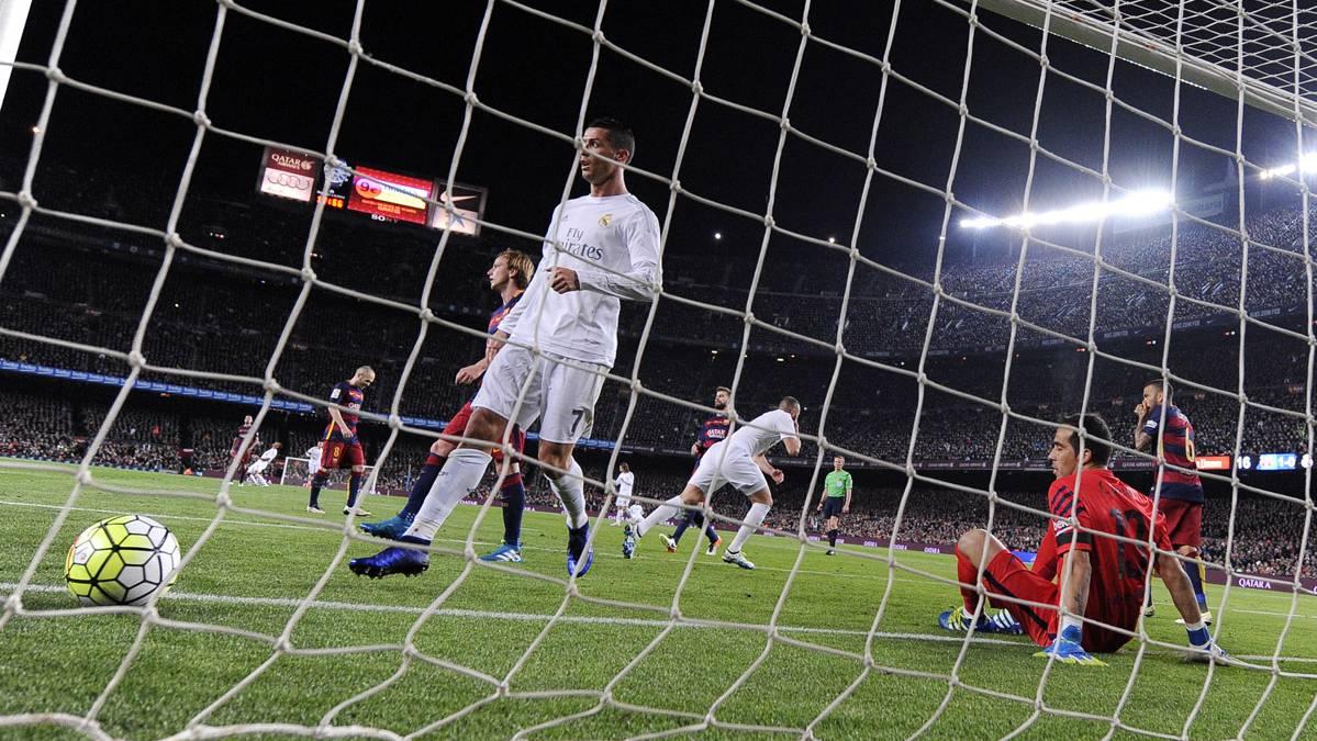El FC Barcelona, denunciado por insultos hom�fobos a Cristiano