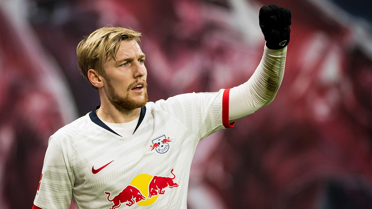 "Forsberg: ""Leipzig is not here to buy Neymar, Mbappé or Messi"""