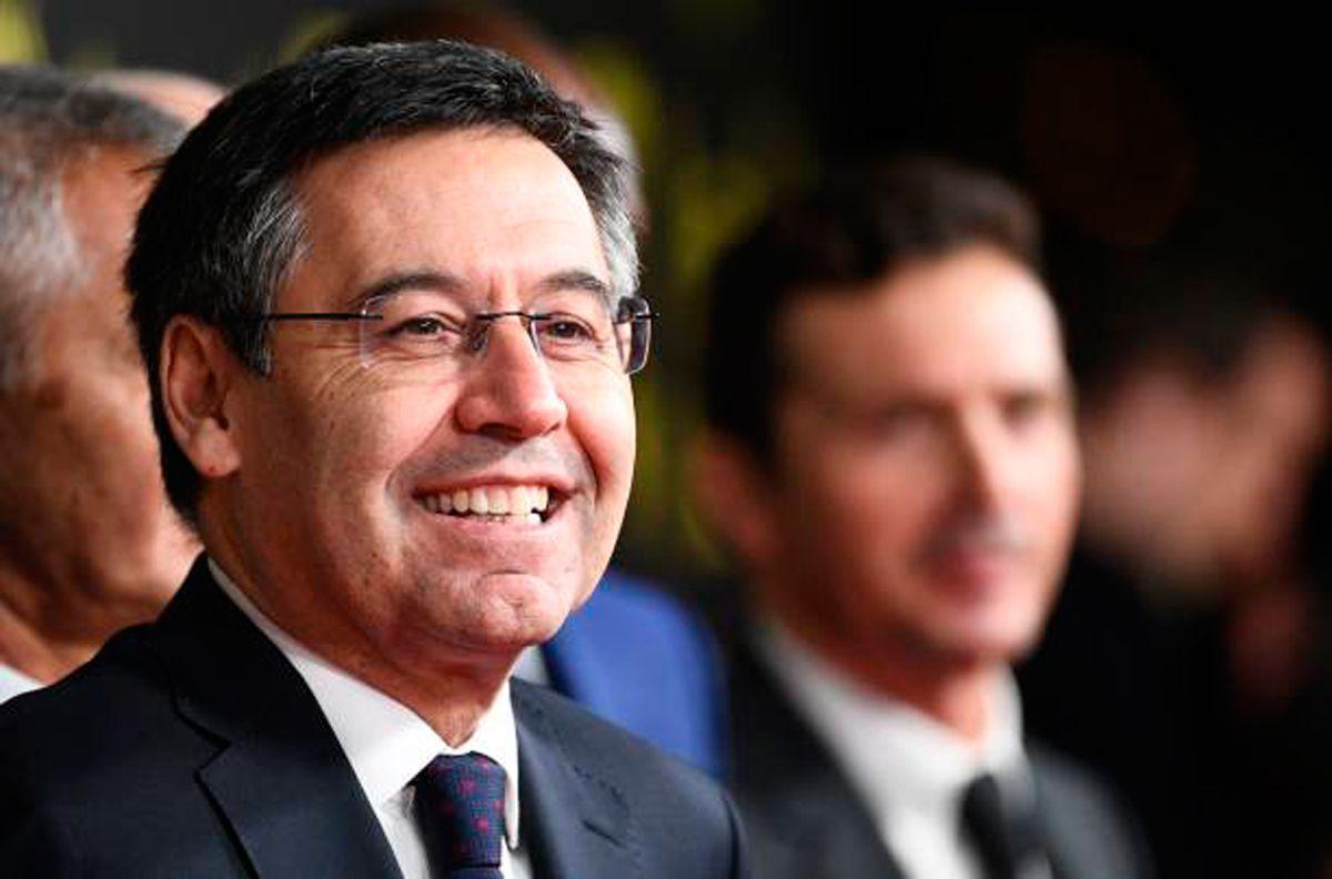 The big wish of Bartomeu before leaving of the Barça