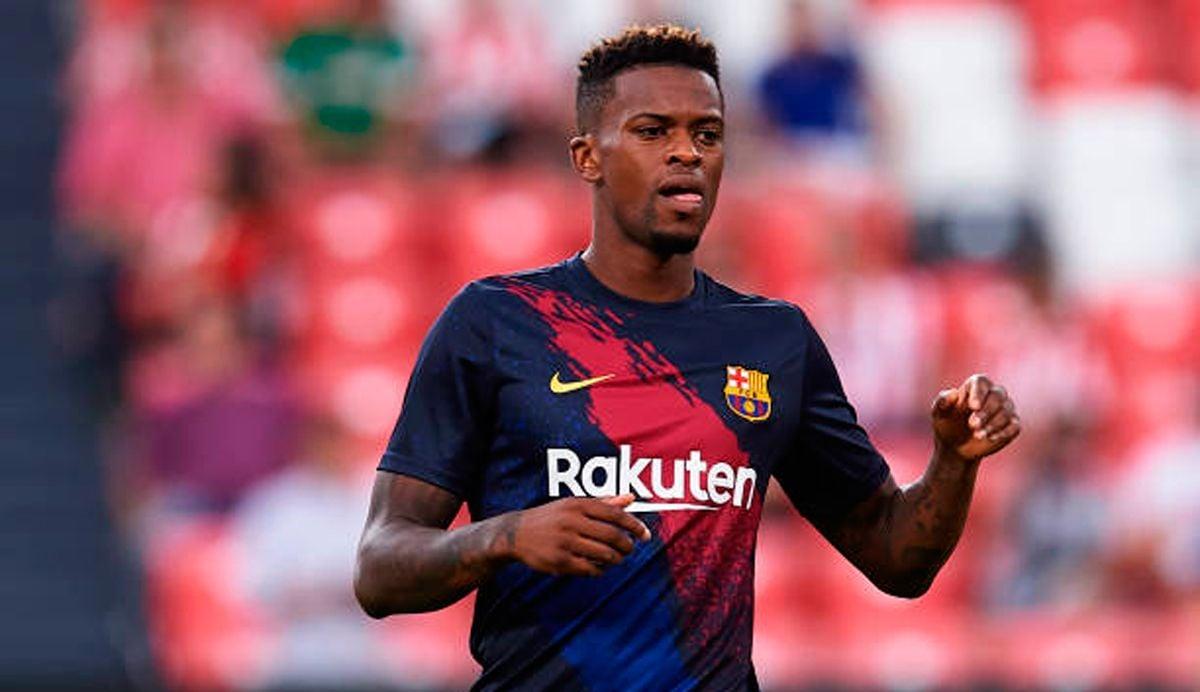 Semedo jugador del Barcelona