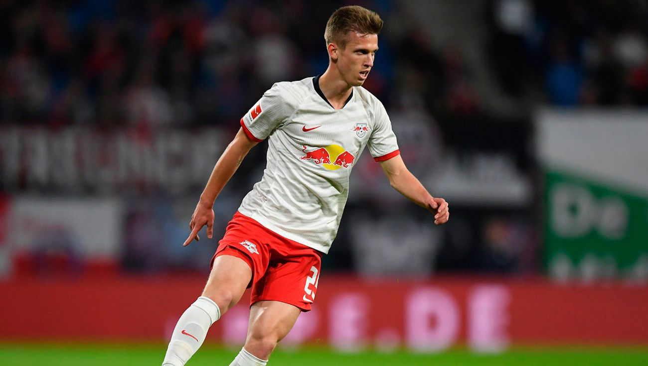 """Dani Olmo: """"Barça was postponing my signing for one reason or another"""""""