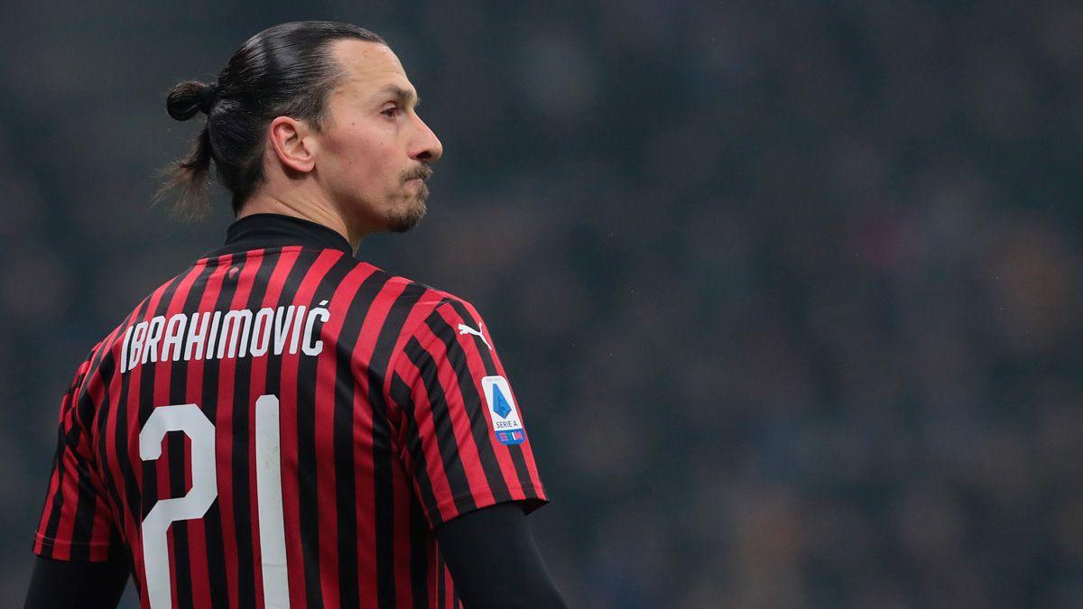 La condición que Ibrahimovic le habría puesto al Milan pa...