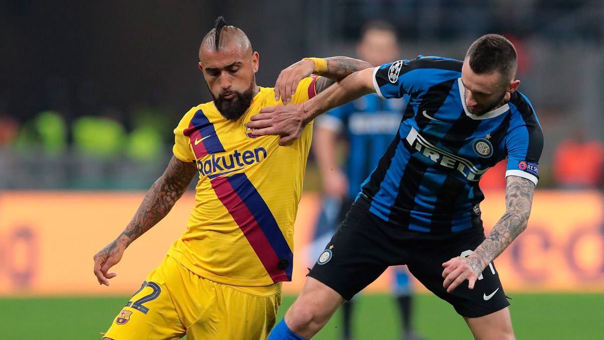 Arturo Vidal, in contact with the Inter for the next campaign