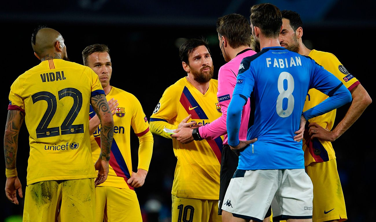 Barca Think Taht Laliga 2020 2021 Start On September 12 Is Too Over Anticipated
