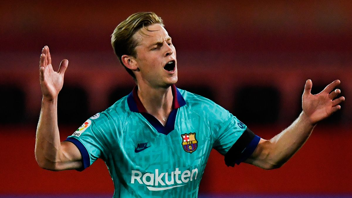 Frenkie De Jong More Essential Than It Seemed For Fc Barcelona