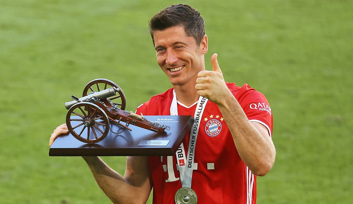 This is the Golden Boot: Only Immobile can take the award from Lewandowski