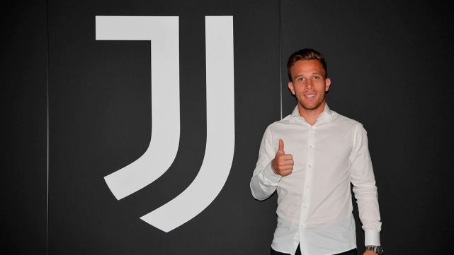 The message of Arthur to Barça after confirming his signing for ...
