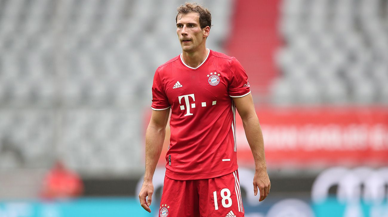 Goretzka Belittles Barca Now Every Rival Is Accessible To Us
