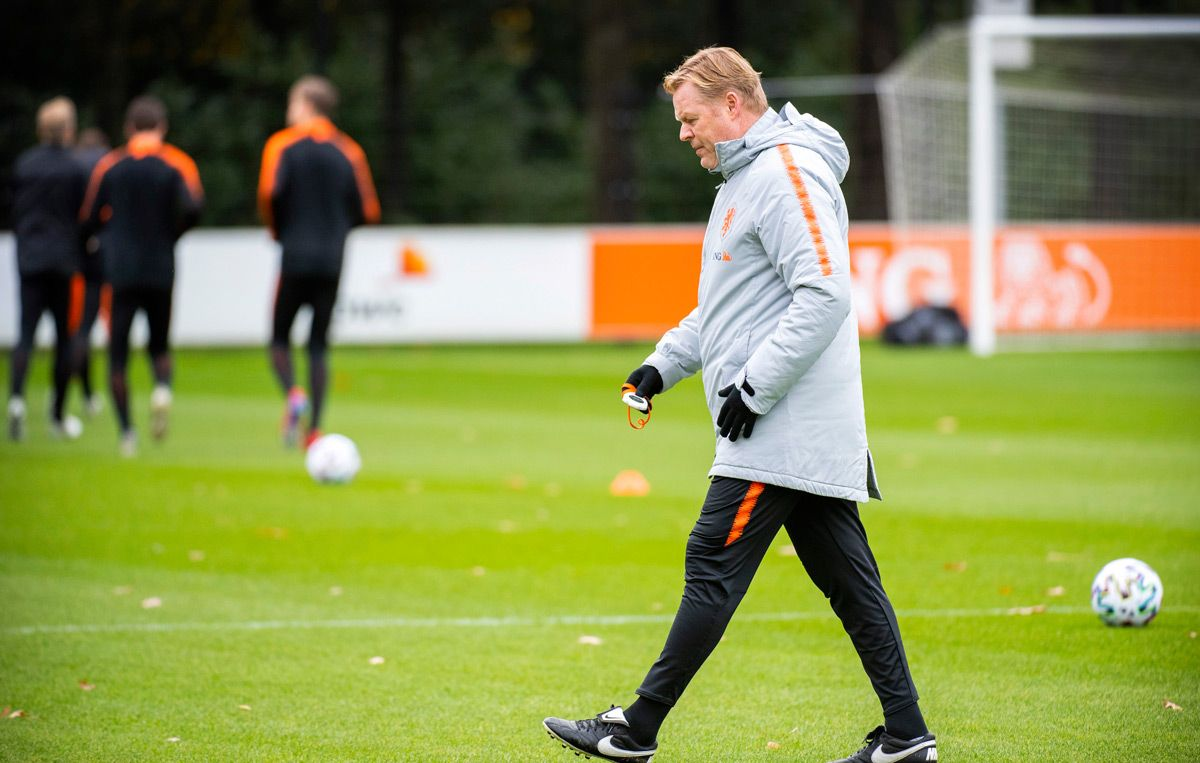The warning to the cracks of FC Barcelona about Ronald Koeman