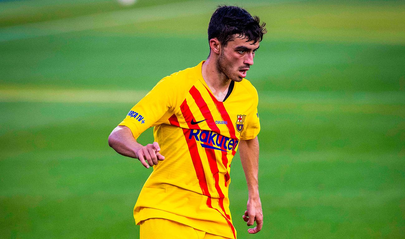 "Pedri: ""I'm not going to change my style of play because I'm at Barça"""