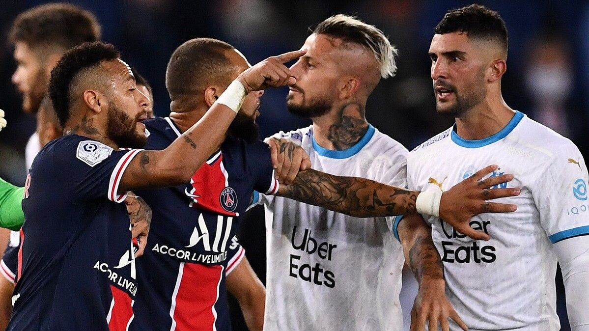 'My Parents Always Taught Me To Take Out The Trash!' - Gonzalez Continues Feud With PSG Star Neymar