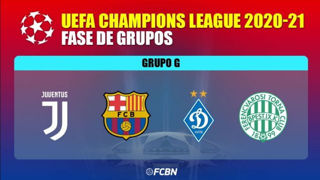 Juventus Dinamo Kiev And Ferencvaros Rivals Of The Barca In The Champions