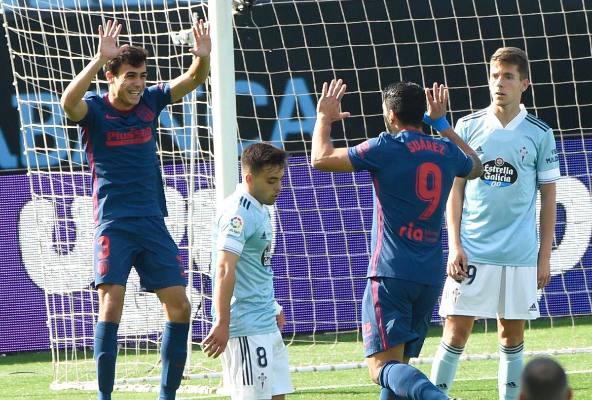 Luis Suárez scores again in Atlético