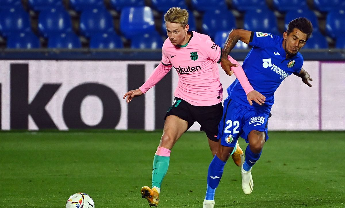 Frenkie de Jong, the new cause of concern for barcelonismo